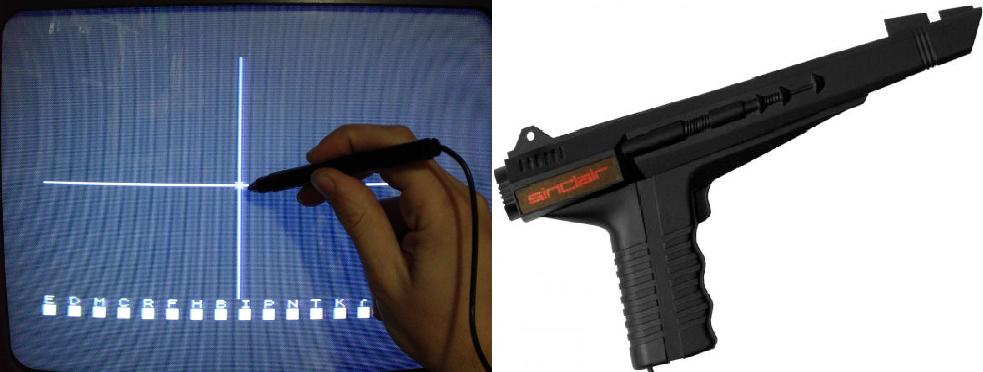 Años despues, la tecnologia del Instituto Tecnológico de Massachusetts llegó al Spectrum ZX. No importa lo que inventen, al final servirá para jugar...