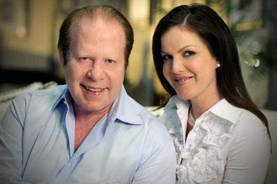 Bob Lorsch junto a su esposa