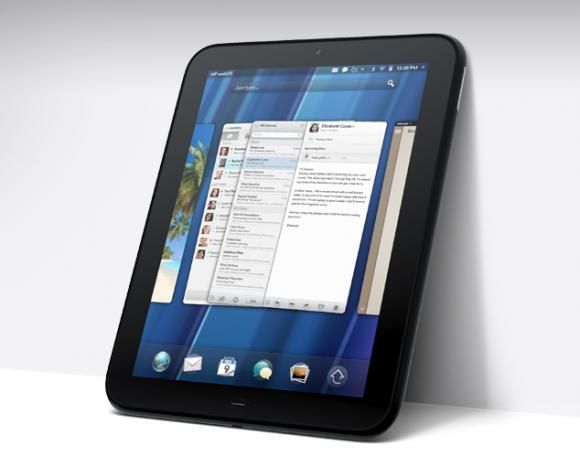Con el TouchPad daron con la clave de agotar existencias en un par de días.