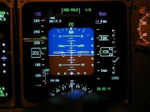 Con el ILS (Instrumental Landing System), un piloto puede posar un avión sobre la pista sin mirar por la ventanilla...