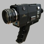 Super 8 camera IFBA - Autoreflex Zoom 1975