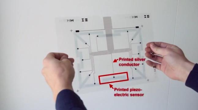 FlexPiezoelectrico