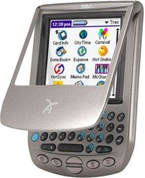 handspring treo 600 software:
