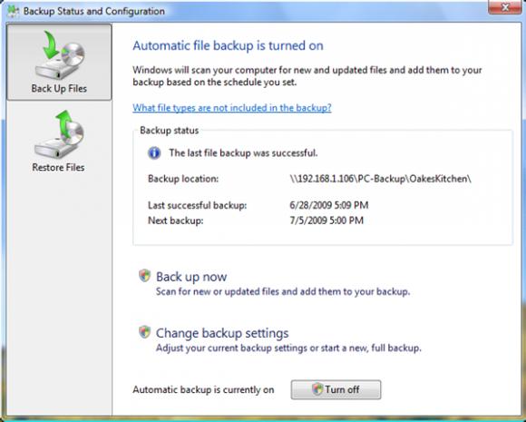 Windows-Vista-Backup-Options
