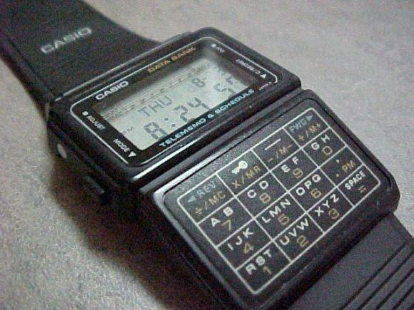 Casio Databank DBC-60